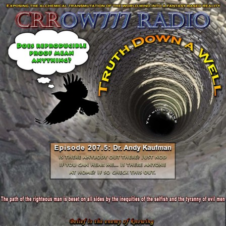 Crrow777 Andy Kaufman